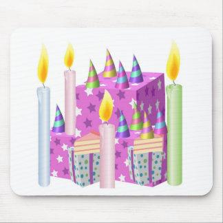 NOVINO Happy Birthday - Happy Occassions Mousepad