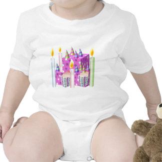 NOVINO Happy Birthday - Happy Occassions Baby Creeper