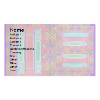 NOVINO - Havenly Decorative Doors Double-Sided Standard Business Cards (Pack Of 100)