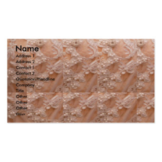 NOVINO - Perfect Impressions: Jewels n Decorations Pack Of Standard Business Cards