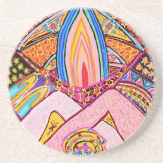 NOVINO Sensual Fine Dine Moments Coaster
