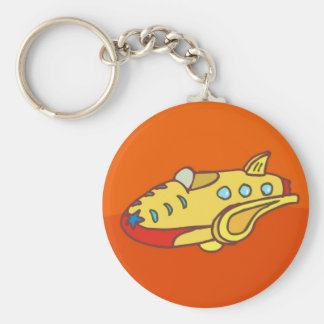 NOVINO Super Jet Key Chains
