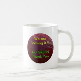 NOVINO  .. Think GREEN ThinkGREEN Coffee Mug