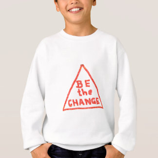 NOVINO Wordcraft -  Ten Funny Artistic Text Sweatshirt