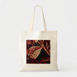 NOVINO Zazzling Golden Leaf Tote Bags