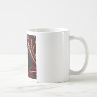 NOVINO Zazzling Golden Leaf Mugs