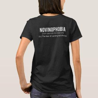 Novinophobia - The Grapevine Morgan Hill T-Shirt