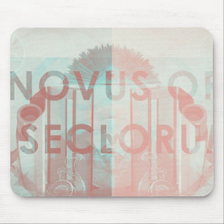 Novus Ordo Seclorum Mouse Pad
