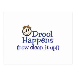 Now Clean It Up! Postcard