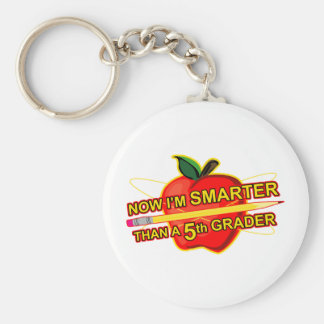 Now I'm Smarter Than a 5th Grader Key Ring