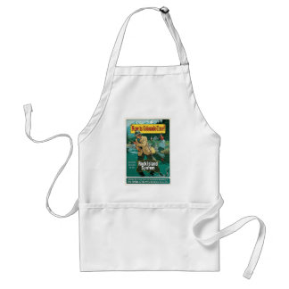 Now is Colorado Time Aprons