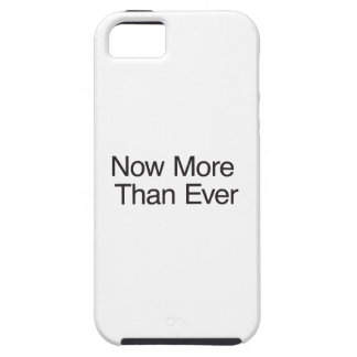Now More Than Ever ai iPhone 5 Cases