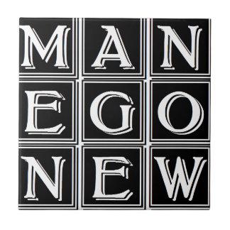 Now new man ceramic tile