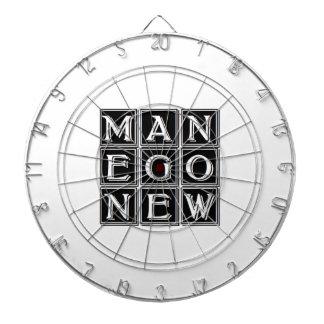 Now new man dartboard