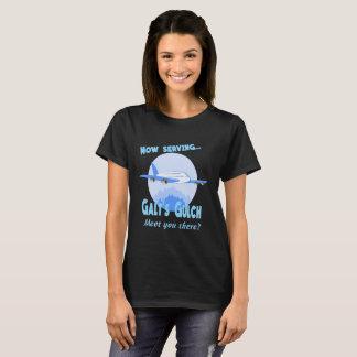 Now Serving Galt's Gulch - Meet You There? T-Shirt