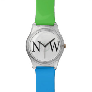 NOW: The Only Time is the Present Wrist Watches