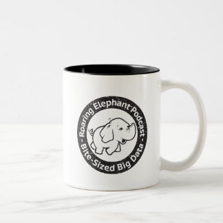 Now with added style! Two-Tone coffee mug