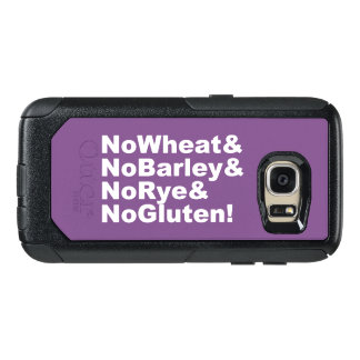 NoWheat&NoBarley&NoRye&NoGluten! (wht) OtterBox Samsung Galaxy S7 Case