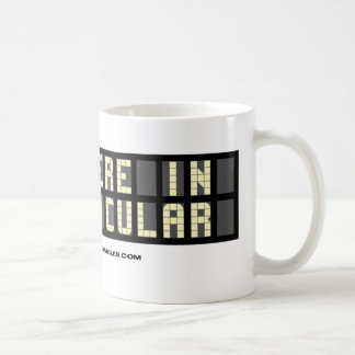 """""""Nowhere in Particular"""" Coffee Mug"""