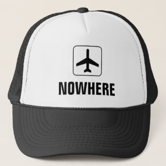Nowhere Trucker Hat