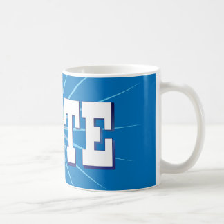 NowPower • Get Out The VOTE Mug, blue