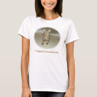 Nowzad Rescue Cat T-Shirt