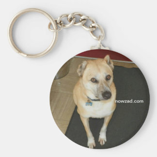 Nowzad Rescue Dog Keyring