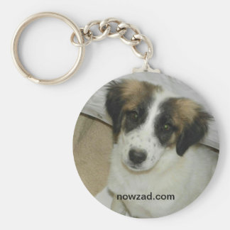 Nowzad Rescue Spike Keyring