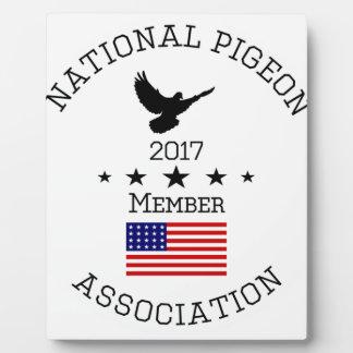 NPA Member Logowear Plaque