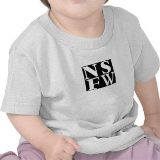 NSFW Kids 4 blocks Big Back sml front grey tee