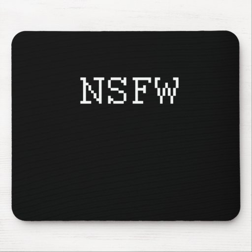 NSFW MOUSE PAD