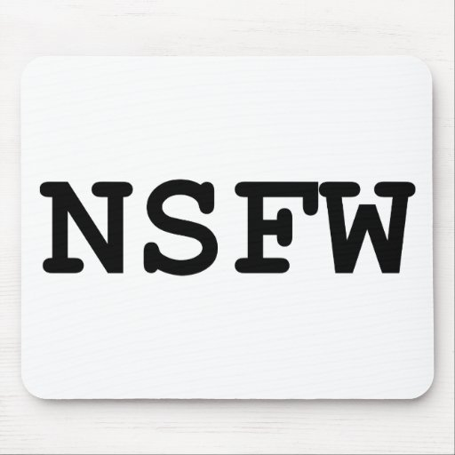 NSFW MOUSE PADS