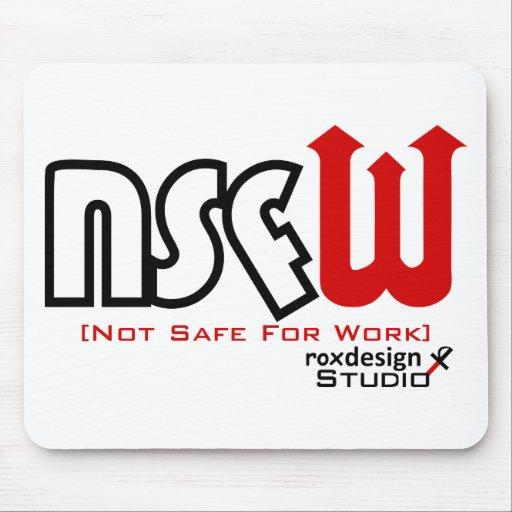 NSFW SVG MOUSE MATS
