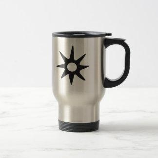 NSOROMMA | Symbol of Guardianship Travel Mug