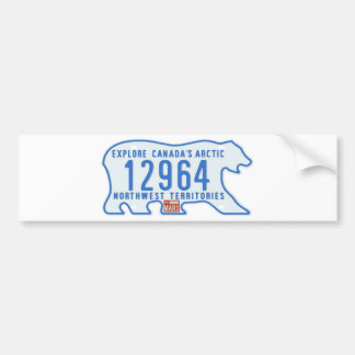NT88 BUMPER STICKER