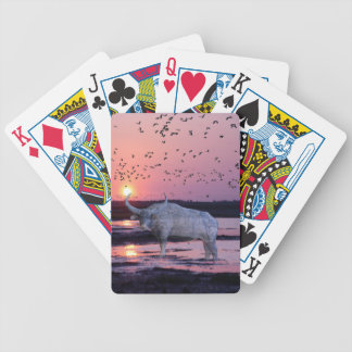 NT Buffalo Bicycle Playing Cards