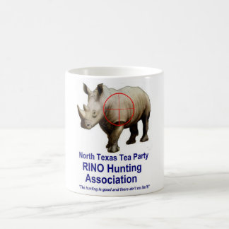 NTTP RINO Hunting Association Coffee Mug