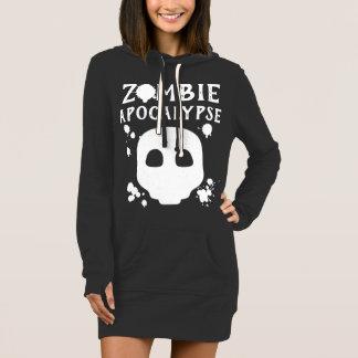 Nu Goth Gothic Zombie Apocalypse Undead Emo Dress
