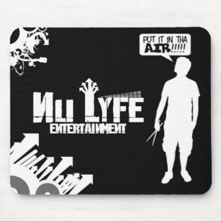 Nu Lyfe Entertainment Mousepad