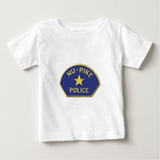 Nu-Pike Police Baby T-Shirt