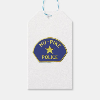Nu-Pike Police Gift Tags
