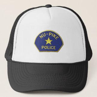 Nu-Pike Police Trucker Hat