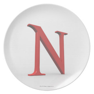 Nu Party Plate