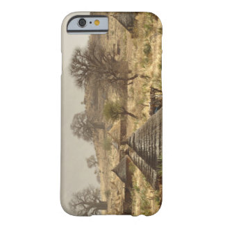 Nuba Mountains, Nugera village Barely There iPhone 6 Case