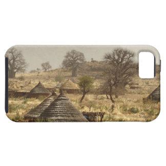Nuba Mountains, Nugera village iPhone 5 Case