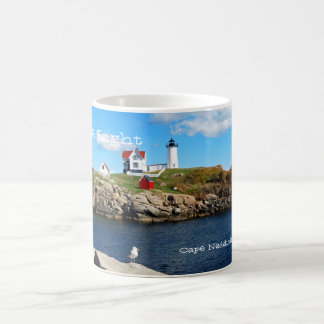 Nubble Light, Cape Neddick, Maine Coffee Mug