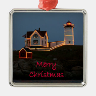 Nubble Light Christmas Christmas Ornaments