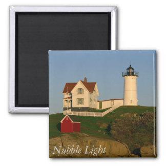 Nubble Light, York, Maine    Magnet