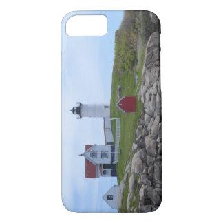 Nubble Lighthouse - Maine iPhone 8/7 Case