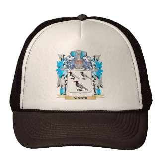 Nuccii Coat of Arms - Family Crest Trucker Hat